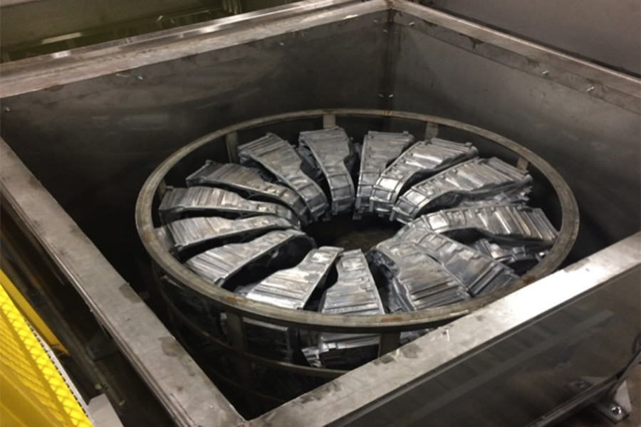 Centrifuge Spinners