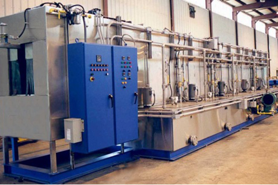 Monorail Process System